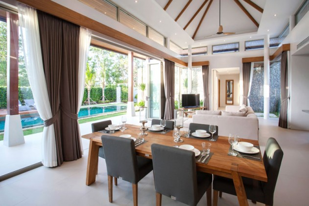 For Sale Three Bedroom Private Pool Villa in Thalang Image by Phuket Realtor