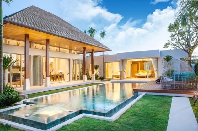 For Sale Luxury Three Bedroom Private Pool Villa Image by Phuket Realtor