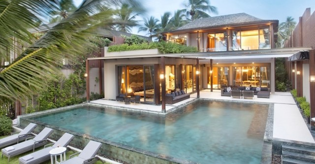 Beachfront Five Bedroom Pool Villa For Sale Image by Phuket Realtor