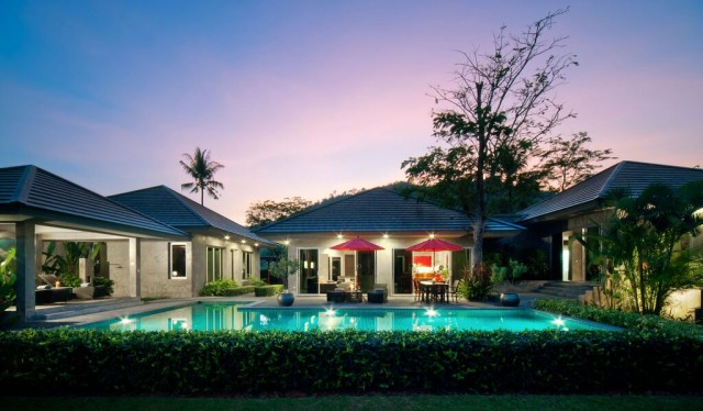 Nai Yang Private Pool Villa for Sale on Big Plot Image by Phuket Realtor