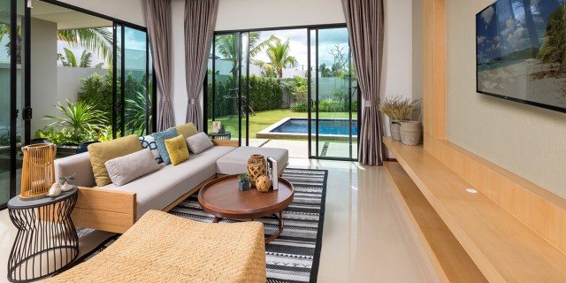 Thalang Three Bedroom Private Pool Villa for Sale Image by Phuket Realtor