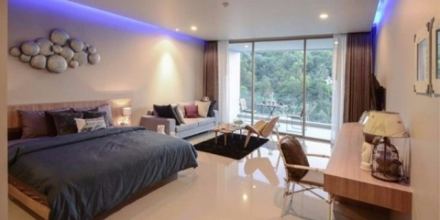 Karon Beach Condominium for Sale in Phuket Thailand Image by Phuket Realtor