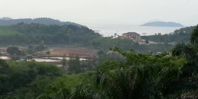 Phuket Land for Sale - Sea View Plot in Ao Po Phuket Image by Phuket Realtor