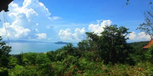 Sea View Property - Land Plot for Sale in Klong Muang Krabi Image by Phuket Realtor