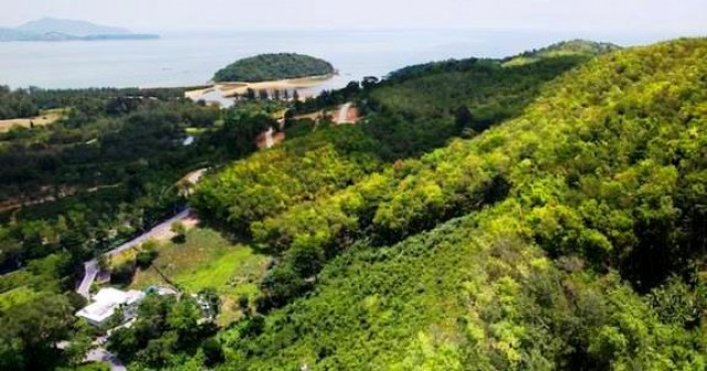 Sea View Land - Quiet Layan Beach Phuket Plot for Sale Image by Phuket Realtor