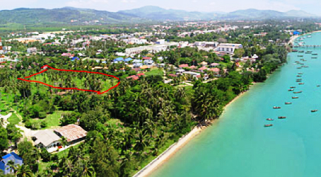 Sea View Land in Thailand – Chalong Phuket Land Plot For Sale Image by Phuket Realtor