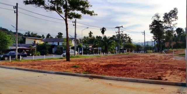 Land for Sale - Kathu Phuket Land Plot Image by Phuket Realtor