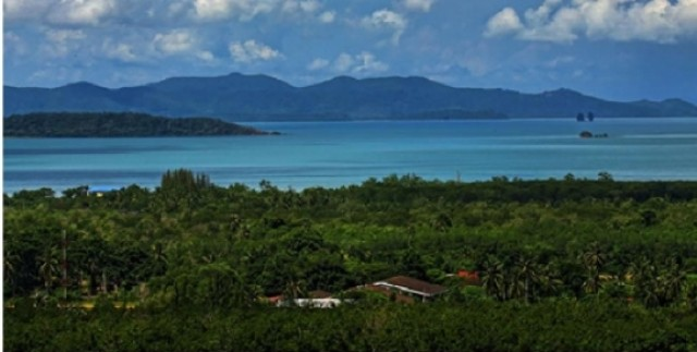 Properties in Thailand - Yamu Hills Phuket Sea View Land for Sale Image by Phuket Realtor