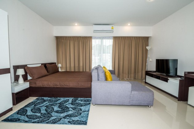 Karon Beach Phuket Studio Condominium For Sale Image by Phuket Realtor