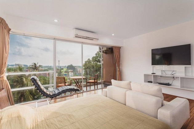 For Sale Karon Beach Phuket Studio Condominium Image by Phuket Realtor