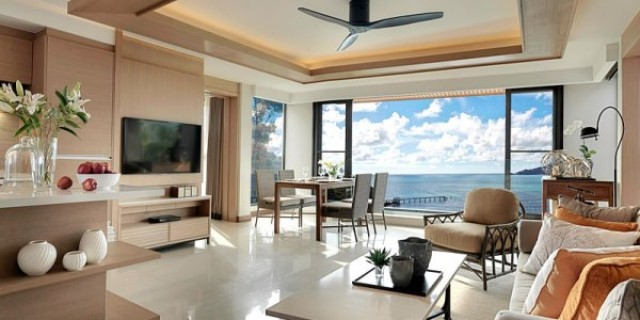 Two Bedroom Patong Sea View Apartment For Sale Image by Phuket Realtor
