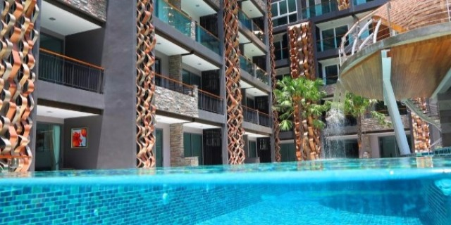 Quiet Patong Hillside Condominium For Sale Image by Phuket Realtor