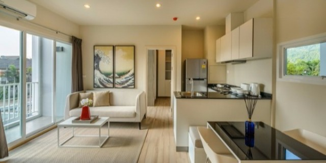 Downtown Phuket Foreign Freehold 2B Condominium For Sale Image by Phuket Realtor