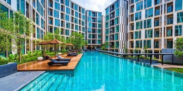 Phuket Uptown Foreign Freehold 2B Condominium For Sale Image by Phuket Realtor