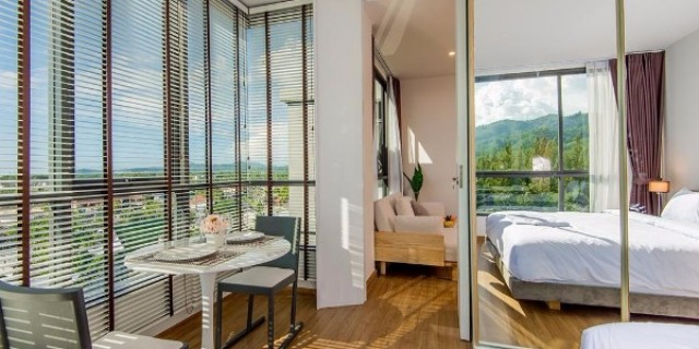 Affordable Phuket One Bedroom Condominium For Sale Image by Phuket Realtor