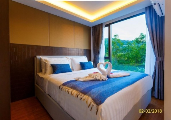 One Bedroom Phuket Condominium For Sale Surin Beach Image by Phuket Realtor