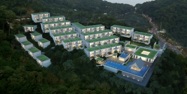 Patong Sea View Condominium Flat For Sale Image by Phuket Realtor