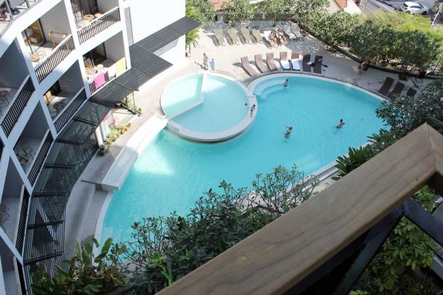 Kamala Beach Studio Condominium For Sale Image by Phuket Realtor