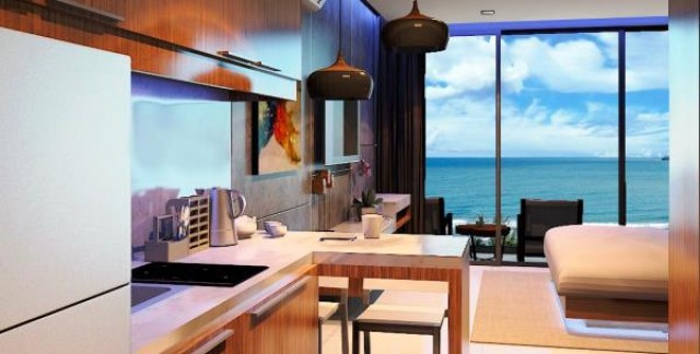 Sea View Kamala Foreign Freehold Condominium For Sale Image by Phuket Realtor