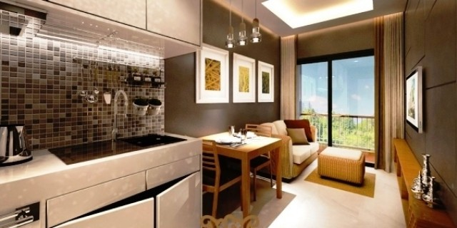 Karon Beach Condominium One Bedroom Unit For Sale Image by Phuket Realtor