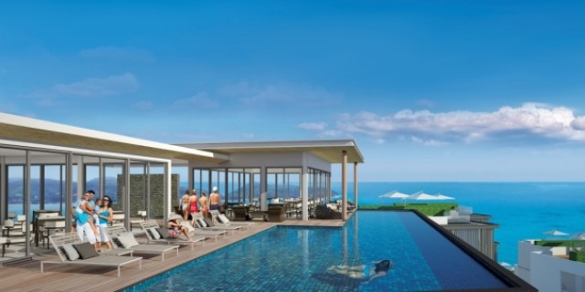 Naka Bay Foreign Freehold Condominiums For Sale Image by Phuket Realtor