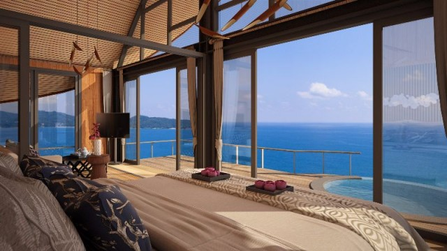 Naka Bay Ocean View Cottage For Sale Image by Phuket Realtor