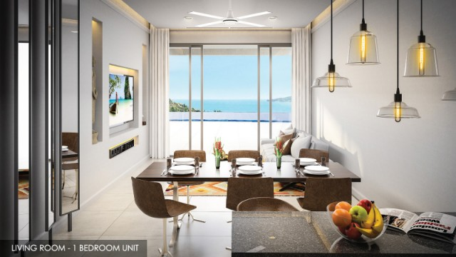 Surin Studio Condominium For Sale Image by Phuket Realtor