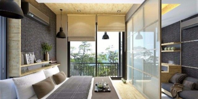 Nai Harn Foreign Freehold Studio Condominium For Sale Image by Phuket Realtor