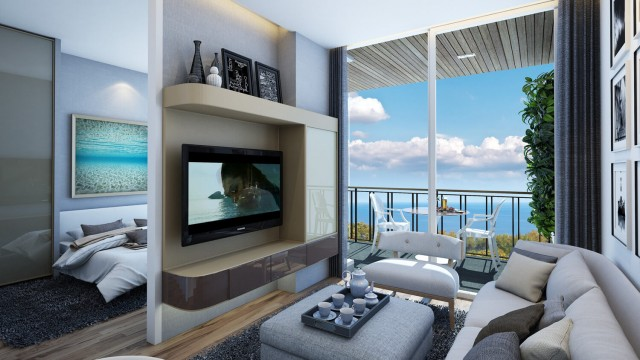 Fully Furnished Kata Beach Condo For Sale Image by Phuket Realtor