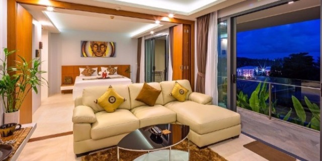 Rawai Sea View Freehold Condominium For Sale Image by Phuket Realtor