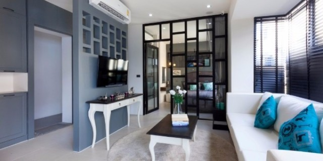 Fully Furnished One Bedroom Surin Condo For Sale Image by Phuket Realtor