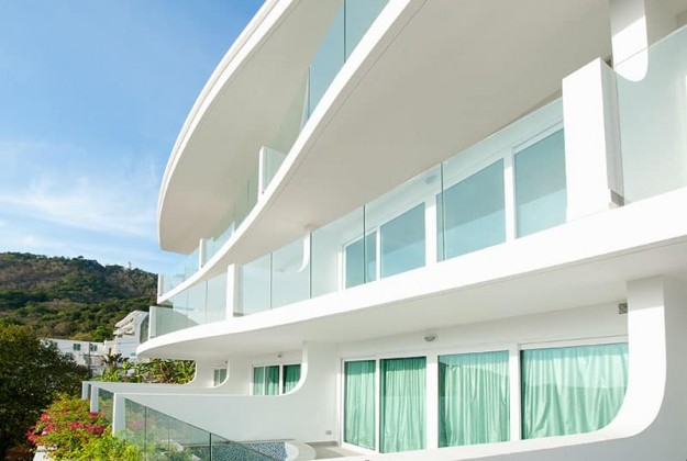 One Bedroom Sea View Kata Condominiums for Sale Image by Phuket Realtor