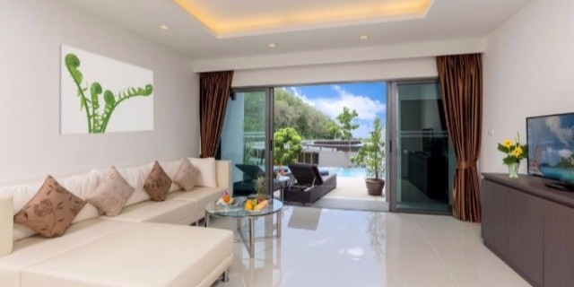 Patong Apartments For Sale One Bedroom Image by Phuket Realtor