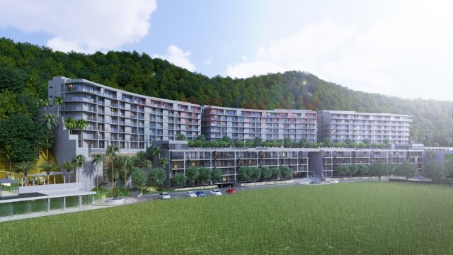 Karon Beach Two Bedroom Condominium for Sale Image by Phuket Realtor