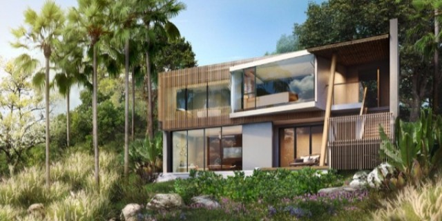 Sheraton Sea View Two Bedroom Private Pool Villa for Sale Image by Phuket Realtor
