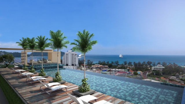 Patong Foreign Freehold Investment Condominium for Sale Image by Phuket Realtor