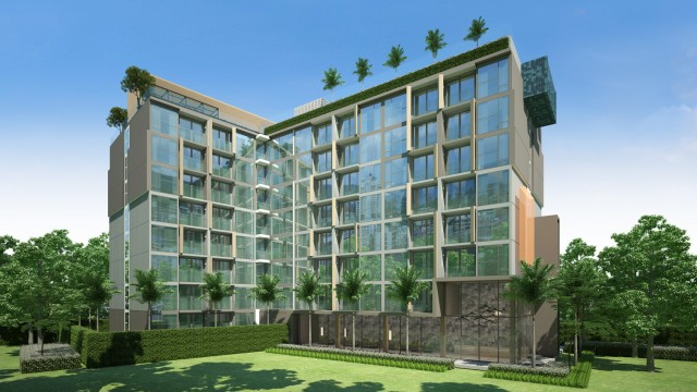 Patong Beach Investment Condominium for Sale Image by Phuket Realtor