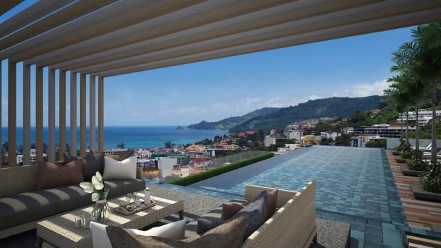 Patong Investment Condominium for Sale with Buyback Option Image by Phuket Realtor
