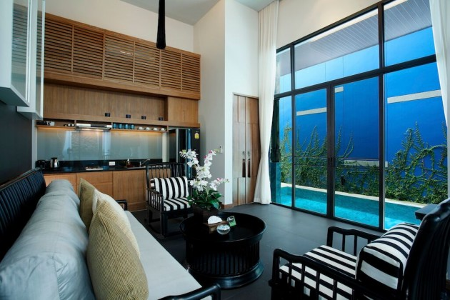 Bang Tao One Bedroom Private Pool Villa for Sale Image by Phuket Realtor