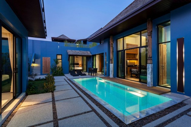Bang Tao Three Bedroom Private Pool Villa for Sale Image by Phuket Realtor