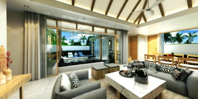 Thailand Property 2B Private Pool Villa Kamala Phuket Image by Phuket Realtor