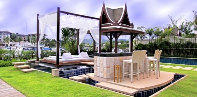 Phuket Marina Luxury Villa with Yacht Berth for Sale Image by Phuket Realtor