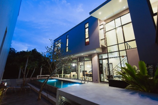 Three Bedroom Private Pool Villa in Bang Tao for Sale  Image by Phuket Realtor