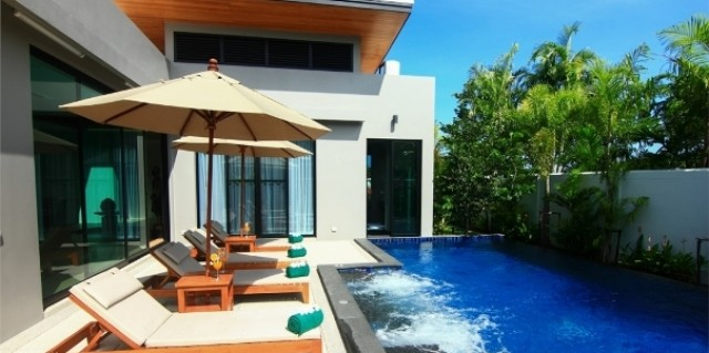 Nai Harn Beach Three Bedroom Private Pool Villa for Sale Image by Phuket Realtor