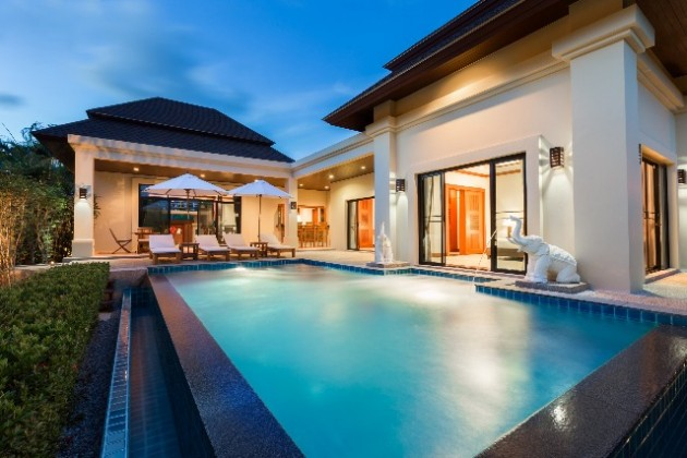 Nai Harn Two Bedroom Pool Villa for Sale Image by Phuket Realtor