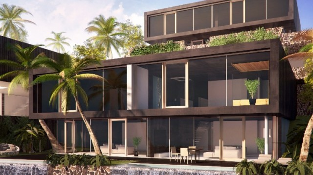 Ultra Modern Private Pool Villa for Sale Kata Beach Image by Phuket Realtor