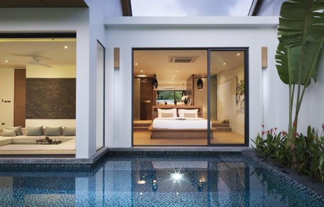Quiet Nai Thon Three Bedroom Private Pool Villa for Sale Image by Phuket Realtor