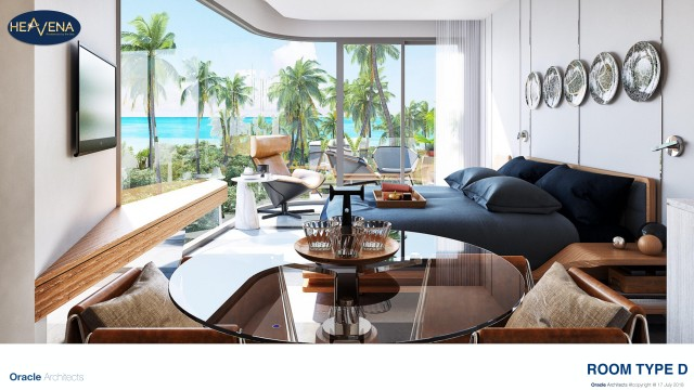 Kamala Investment Condominium with Guaranteed 7% Rental Returns Image by Phuket Realtor