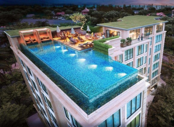 Elegant Studio Condominium for Sale at Surin Beach Image by Phuket Realtor