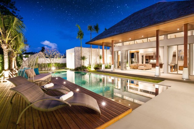 Five Bedroom Luxury Pool Villa for Sale Walking Distance to Bang Tao Beach Image by Phuket Realtor
